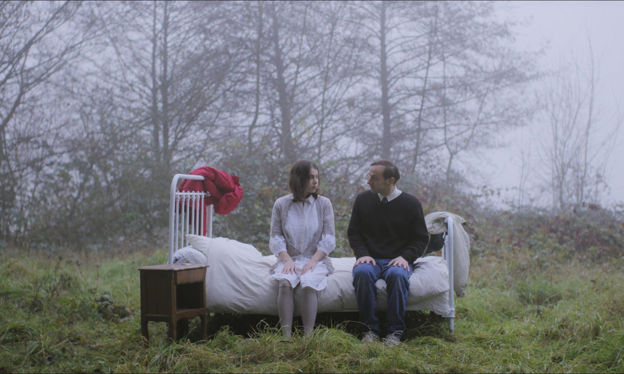 Un court-métrage de Jeremias Nussbaum, avec Nina Mazodier et Jeremias Nussbaum. Image: François Chambe